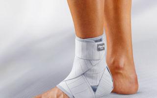 Как разработать ногу после перелома лодыжки?