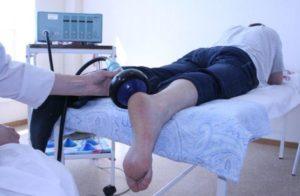Электрофарез после перелома лодыжки