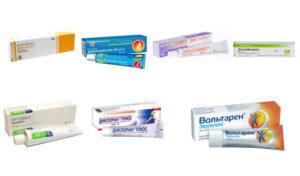Лекарственные препараты при ушибе ребер